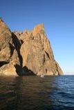 Black Sea, Crimea Stock Photo
