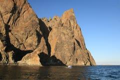 Black Sea, Crimea Royalty Free Stock Images
