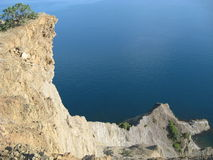 Black Sea, Crimea Mountains Royalty Free Stock Photography