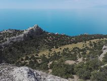 Black Sea Krime arkivbilder