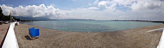 Black Sea kust, Gelendzhik royaltyfri foto