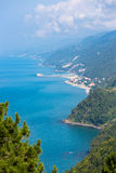 Black Sea Northern Turkey Royalty Free Stock Photography