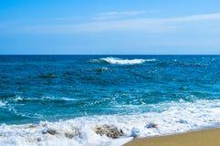 The Black Sea. A photo at a beach of the black sea stock photo