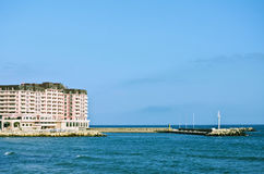 Black Sea Resort Stock Image