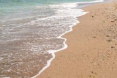 The Black Sea Shoreline Royalty Free Stock Photography