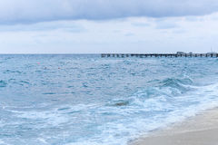 Black sea Royalty Free Stock Photo