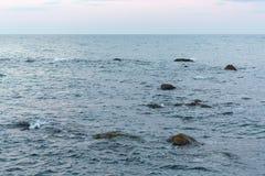 Black Sea Stock Images