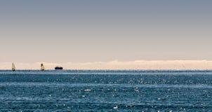 Black Sea. Sochi. Russia Stock Image