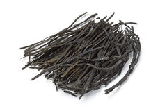 Black sea spaghetti Royalty Free Stock Image