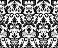 Black seamless Stock Photo