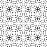 Black seamless line pattern  illustration. Black seamless line pattern. intersecting lines.  illustration Royalty Free Stock Image