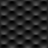 Black seamless pattern Stock Image