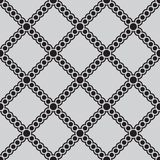 Black seamless pattern Royalty Free Stock Images