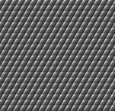 Black seamless texture. Vector background Royalty Free Stock Photo
