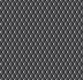 Black seamless texture. Vector background Stock Photos