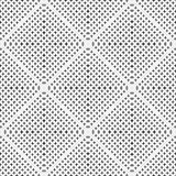 BLACK SEAMLESS WHITE BACKGROUND PATTERN Stock Image