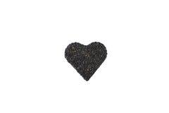 Black sesame Stock Image