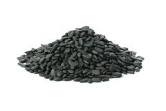 Black sesame Stock Photography