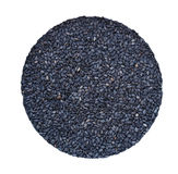 Black sesame Stock Images