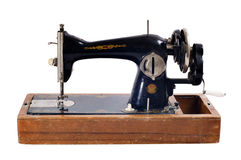 Free Black Sewing Machine Stock Photography - 9057292
