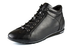 Black shoe Royalty Free Stock Images