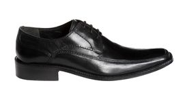 Black shoe Stock Photography