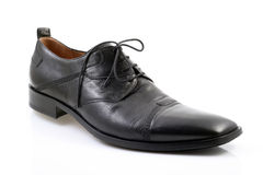 Black shoe Royalty Free Stock Photo