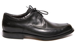 Black shoe Royalty Free Stock Image