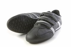 Black shoes Royalty Free Stock Photography