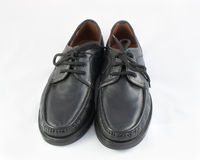 Black shoes Stock Photo