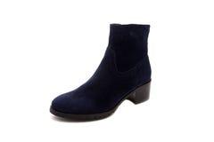 Black shoes woman Royalty Free Stock Photo
