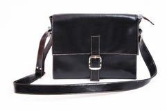 Black Shoulder bag Stock Photos