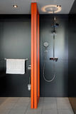 Black shower Stock Photography
