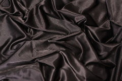 Black Silk Stock Photos