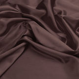 Black silk fabric background Stock Photography