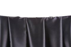 Black silk Royalty Free Stock Photos
