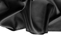 Black silk Royalty Free Stock Photo