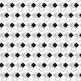 Black silver and linear diamond shape vertical grouping pattern. Background vector illustration image Royalty Free Stock Image
