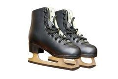 Black skates Royalty Free Stock Photography
