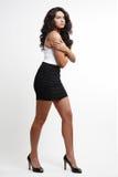 Black skirt. Stock Image