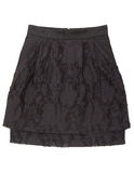 Black skirt Royalty Free Stock Images