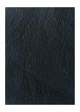 black skrynkligt papper Arkivfoto