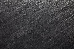 Black slate background. Or texture Royalty Free Stock Photos