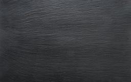 Black slate background Stock Image