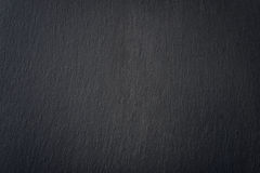 Black slate texture Stock Photography
