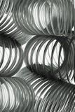 Black Slinkies Royalty Free Stock Photography