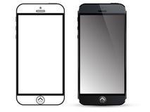 Black Smart Phone Vector Stock Photos