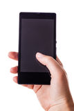 Black Smart Phone Royalty Free Stock Images
