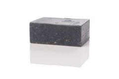 Black soap Royalty Free Stock Photo