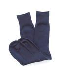 Black sock Stock Image
